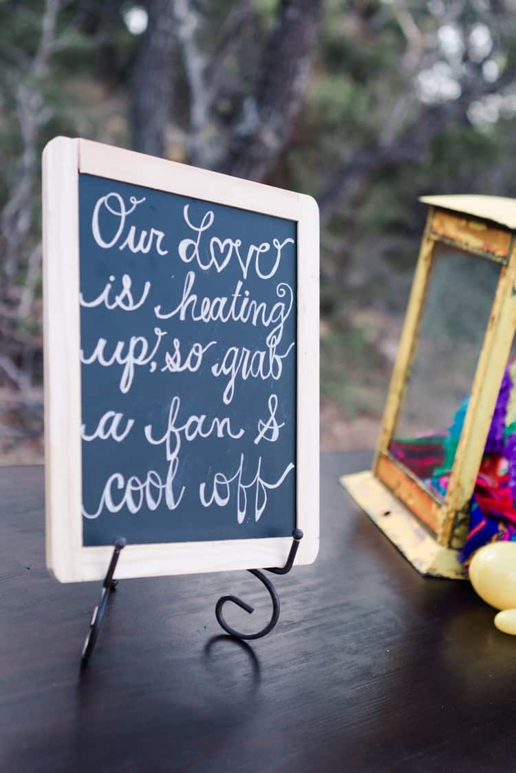 south of the border wedding inspiration 90