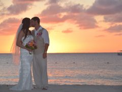 sunset at the palms wedding 240x180