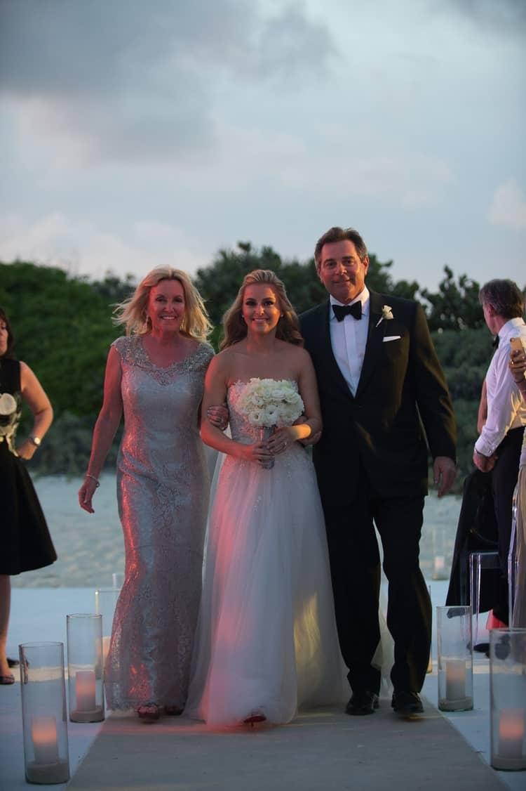 sunset beach wedding at banyan tree mayakoba 72