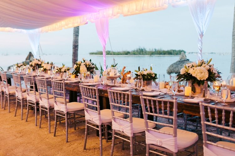 sunset key Wedding  16
