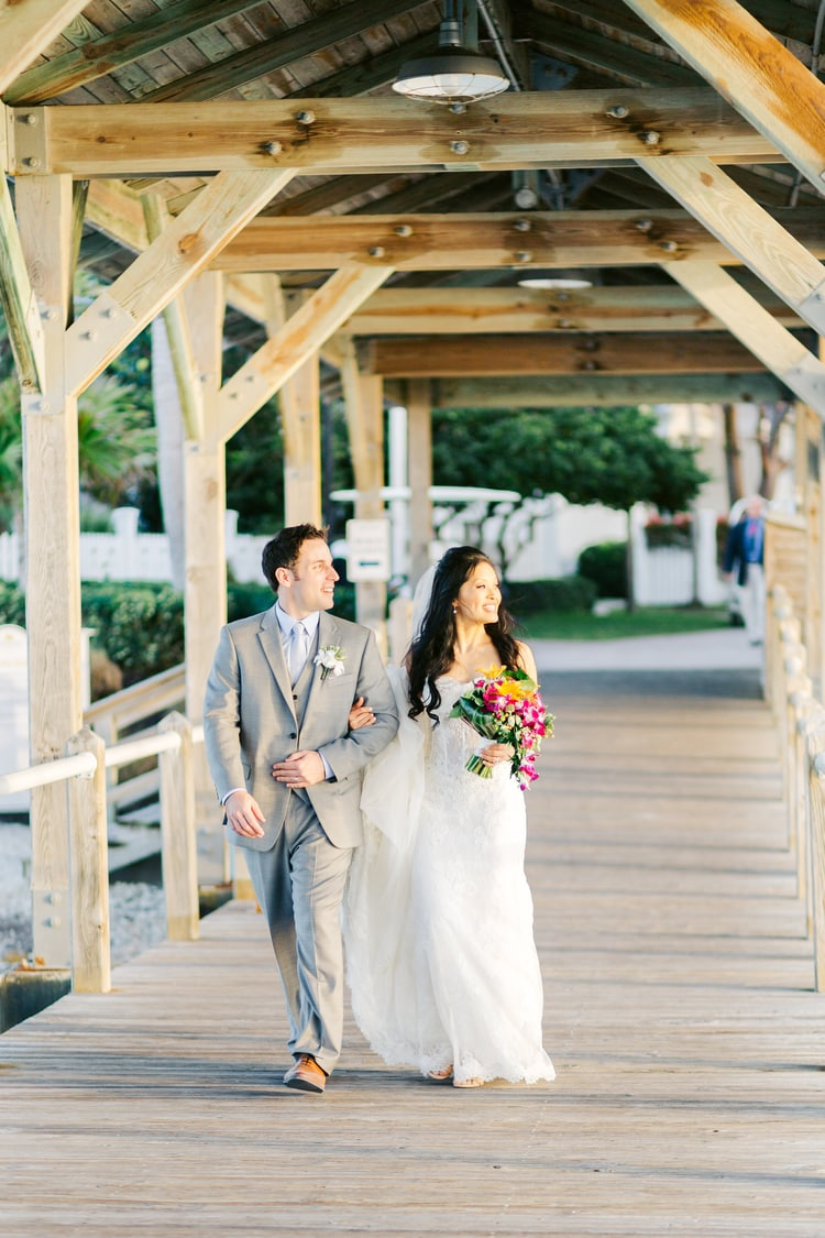 sunset key Wedding  25