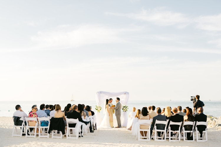 sunset key Wedding  29