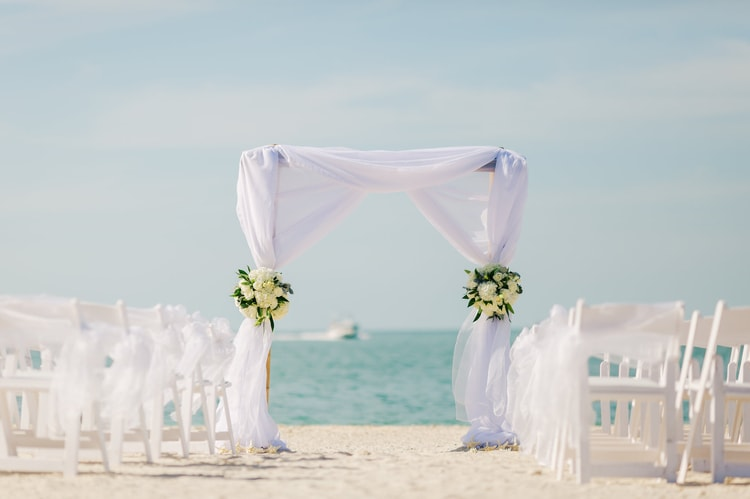 sunset key Wedding  33