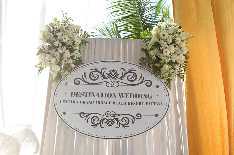 thailand destination wedding Pattaya Centara Resort 0014