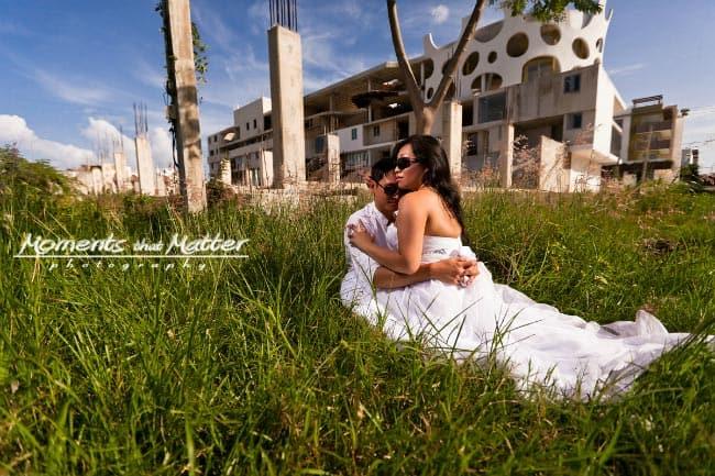 trash the dress photos in playa del carmen