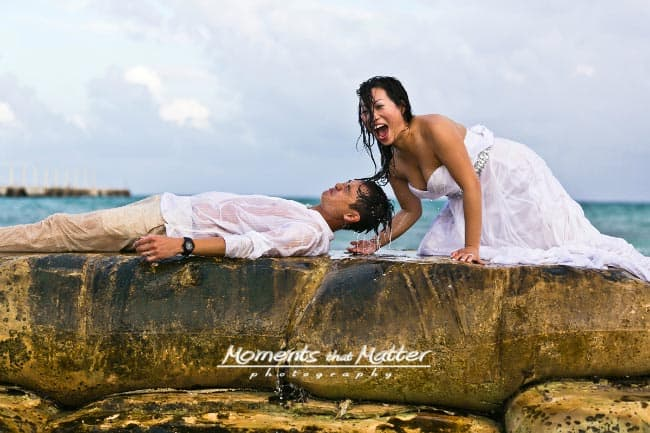 trash the dress riviera maya 23