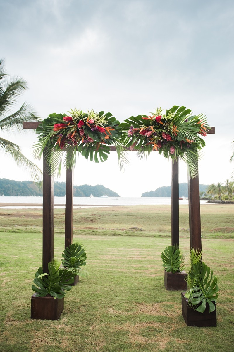 tropical destination wedding Costa Rica 1865
