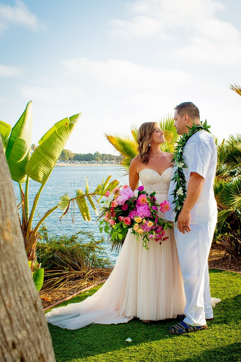 tropical theme wedding 0008