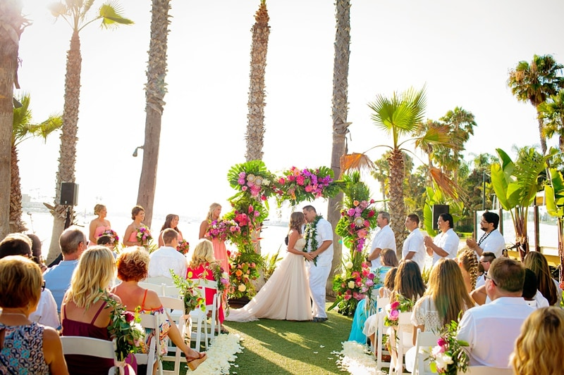 tropical theme wedding 0039