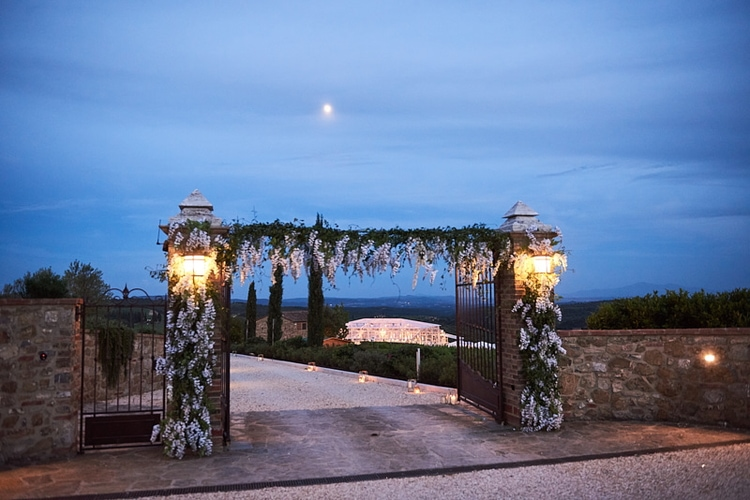 tuscan wedding 19