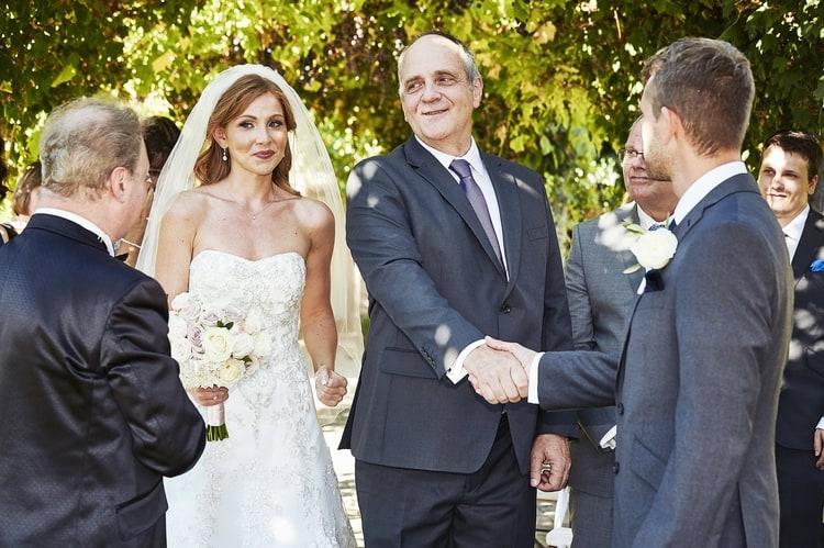 Romantic Tuscany Wedding in Borgo Petrognano