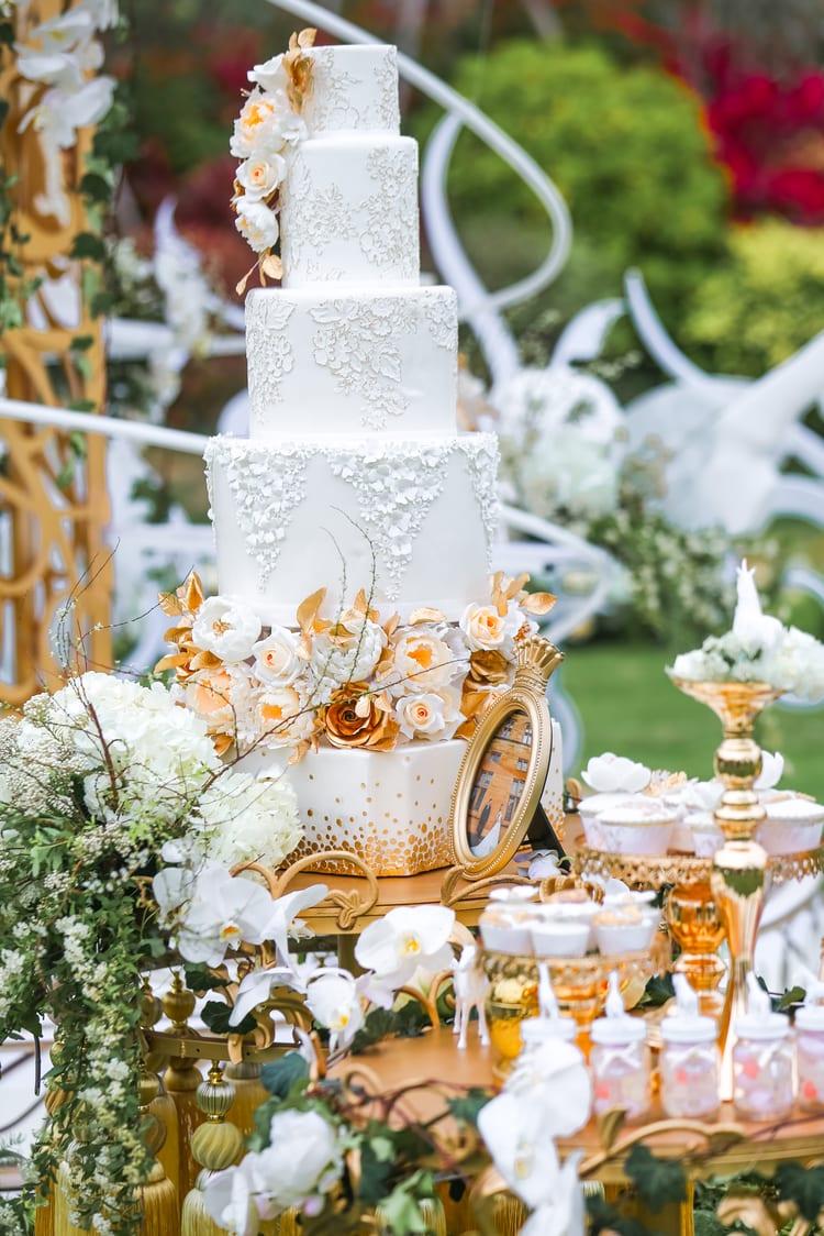 unicorn themed wedding 34