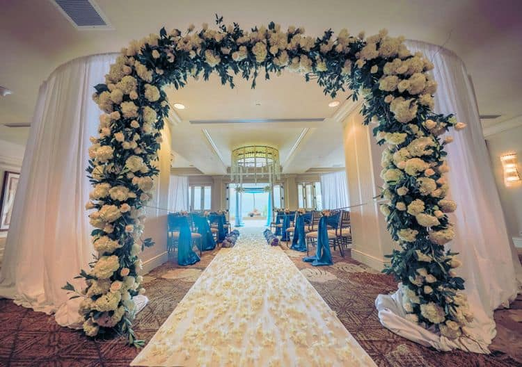 destination wedding in Kauai at The St. Regis Princeville Resort