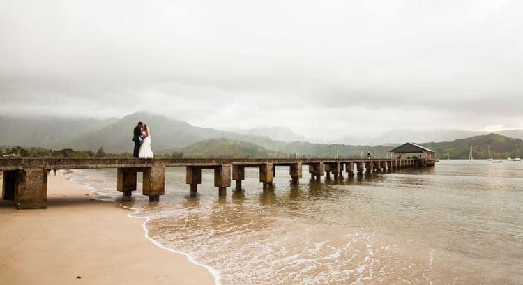 detination wedding in Kauai