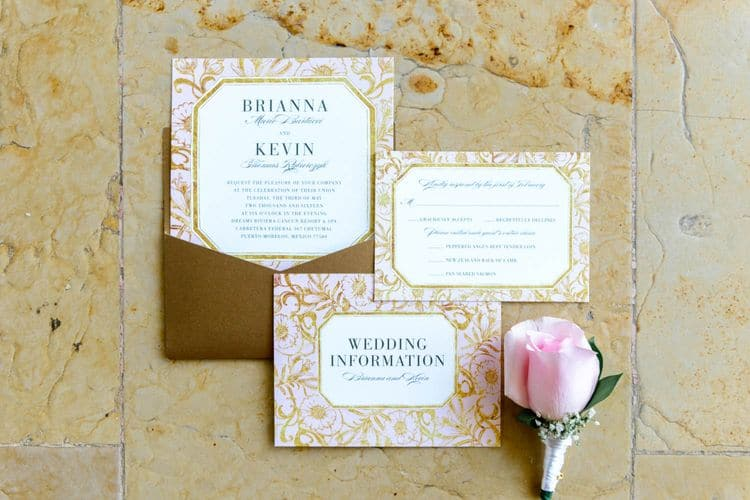 wedding in dreams riviera cancun 105