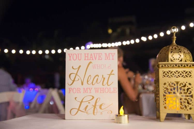 wedding in dreams riviera cancun 13