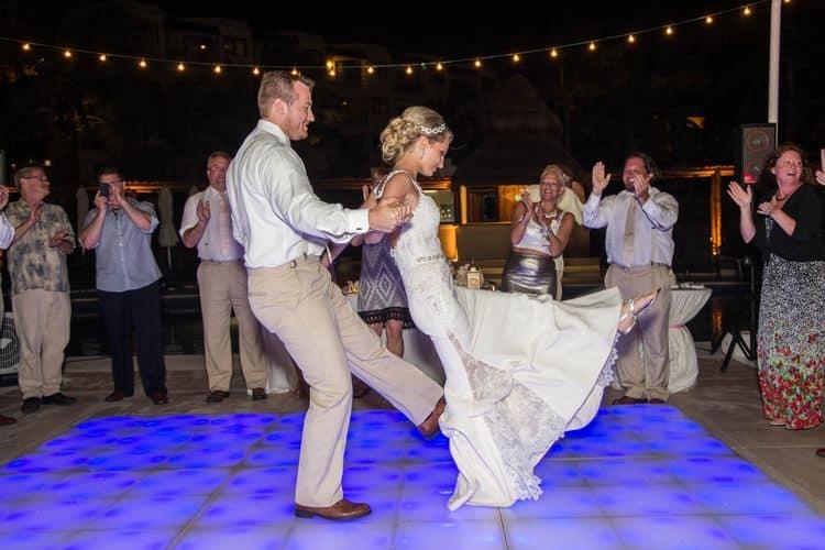 wedding in dreams riviera cancun 4