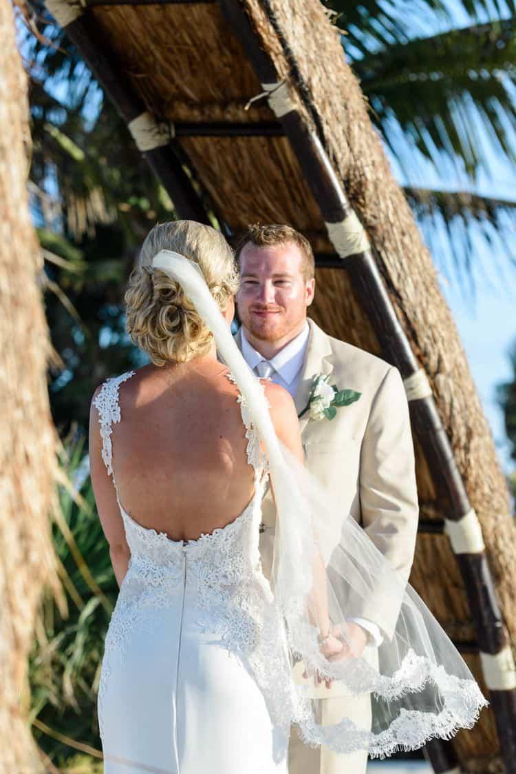wedding in dreams riviera cancun 41