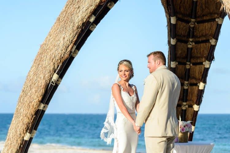 wedding in dreams riviera cancun 43