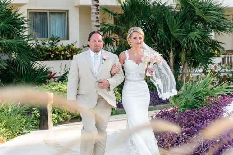 wedding in dreams riviera cancun 49