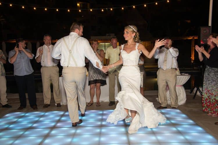 wedding in dreams riviera cancun 5