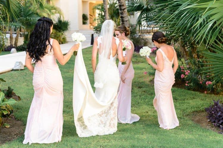 wedding in dreams riviera cancun 76