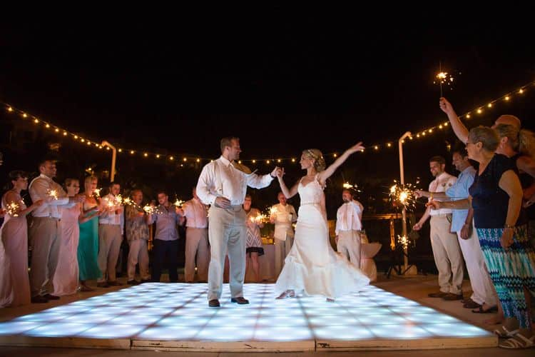 wedding in dreams riviera cancun 8