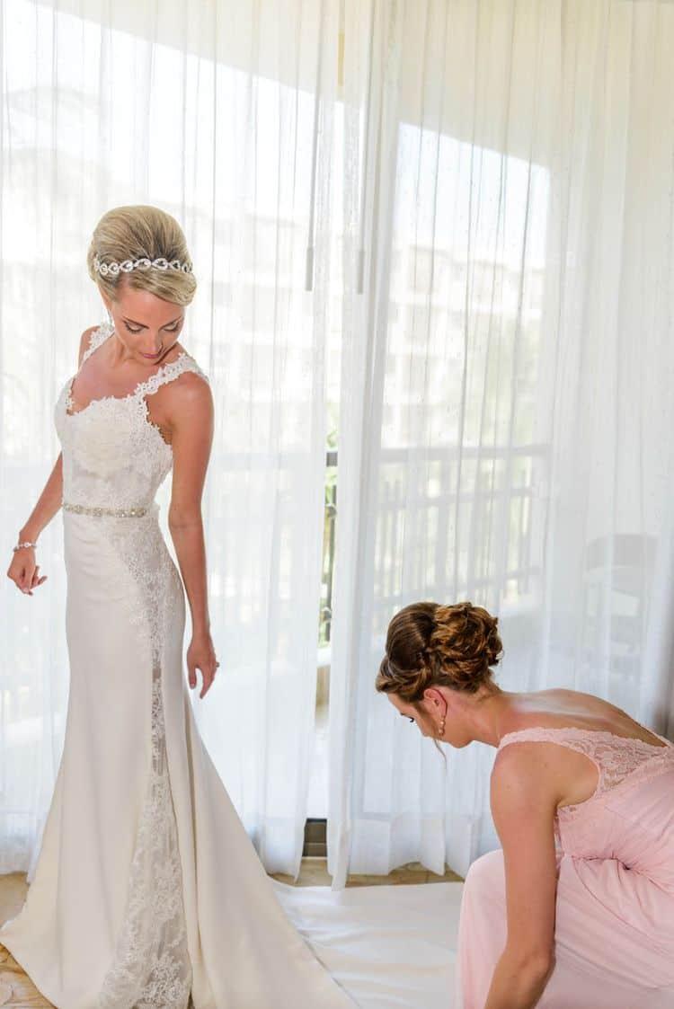 wedding in dreams riviera cancun 85