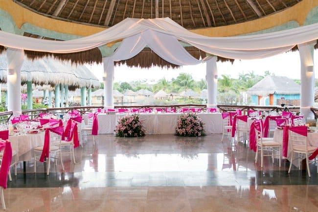 wedding in riviera maya 100