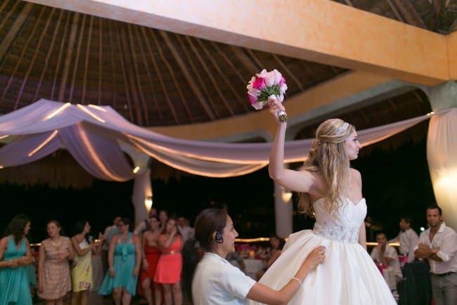 Real Destination wedding at Grand Palladium Kantenah