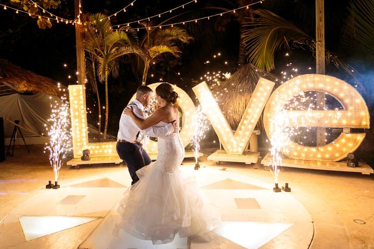 wedding kukua punta cana 19