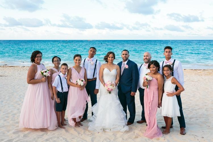 wedding kukua punta cana 45