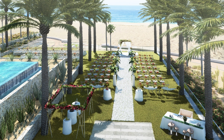what is an all inclusive destination wedding