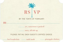 when to send destination wedding invitations