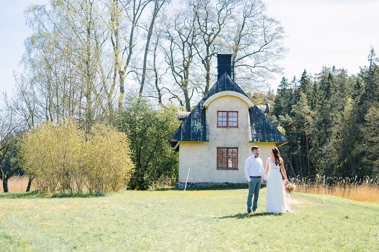 whimsical destination wedding in sweeden 20