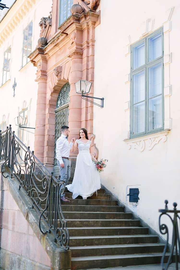 whimsical destination wedding in sweeden 9