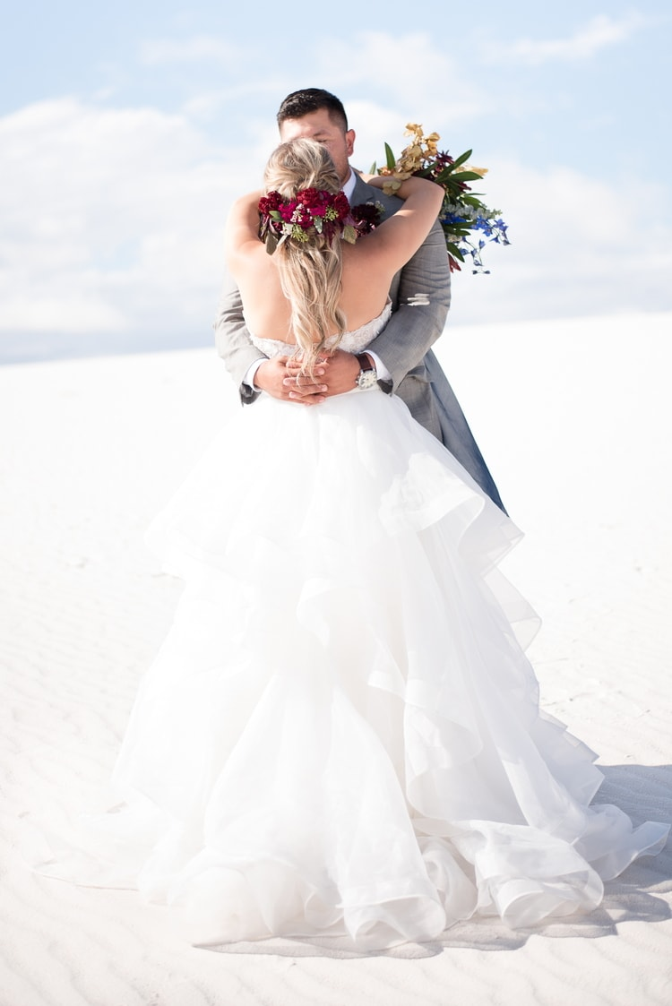 white sands national monument wedding 119
