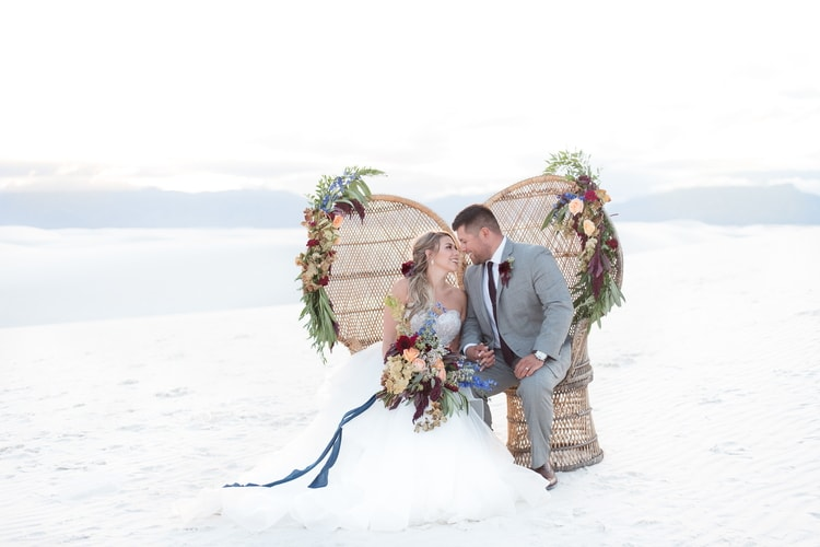 white sands national monument wedding 26