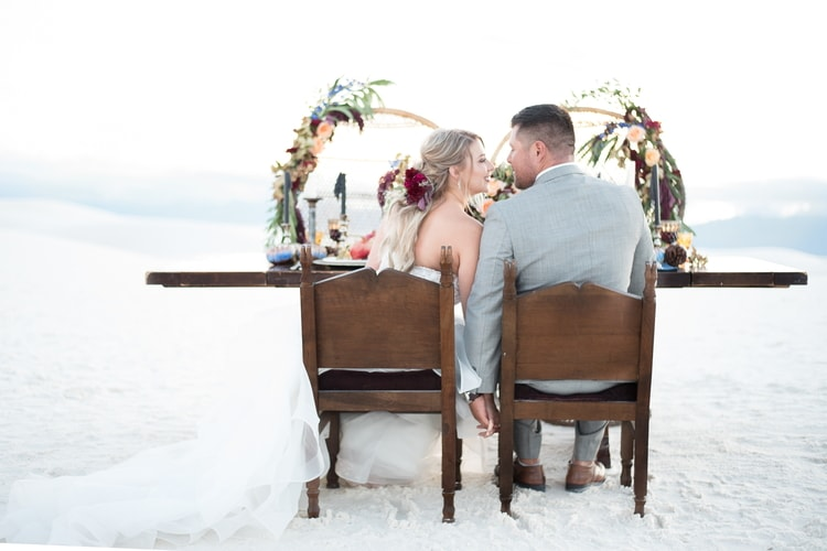white sands national monument wedding 27